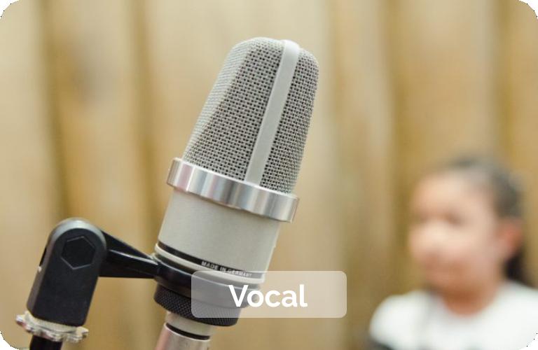 Vocal home